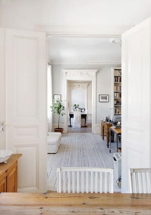 Awesome White Wash Floors