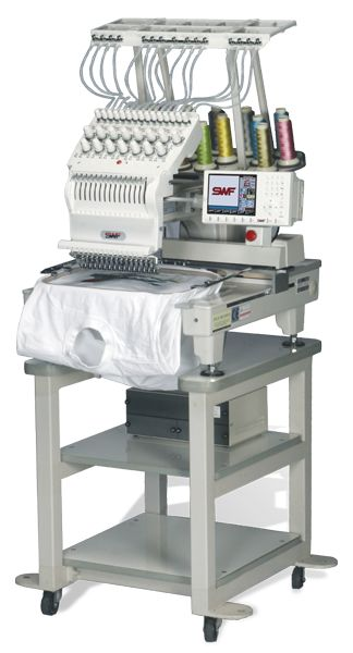 SWF East Embroidery Machines by ColDesi Inc > Embroidery Machines
