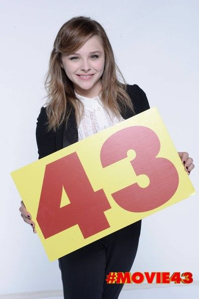 "chloe moretz movie 43 | Chloe Grace Moretz Pictures - Relativity Media's ""Movie 43"" Los ..."