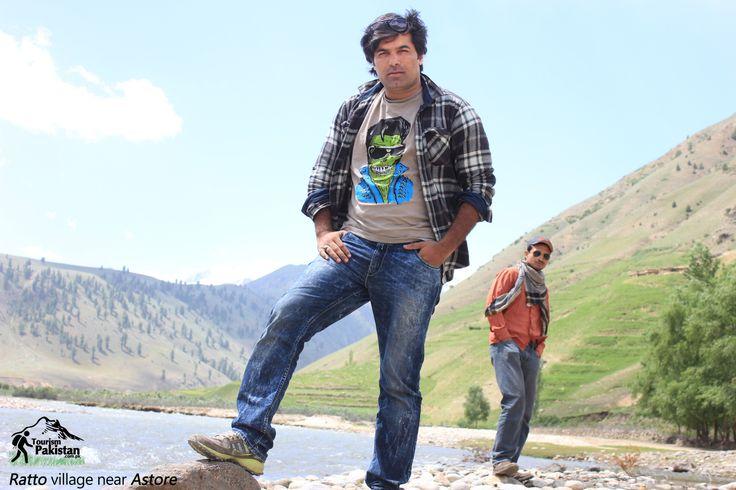 Ratto Village Near Astore Valley , Gilgit Baltistan  - Beautiful Pakistan - Tourism Pakistan , Revival of Tourism