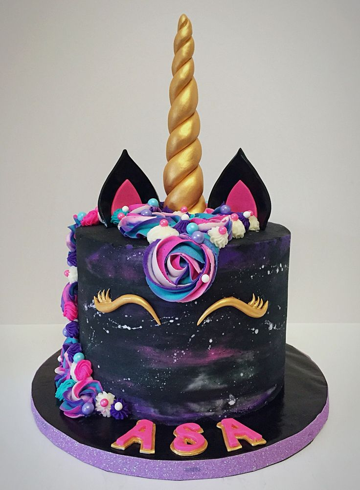 27 inspired image of galaxy birthday cake galaxy cake