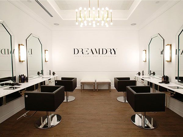 Rachel Zoe's new blow out bar: Offers dry-styling for $20, blowouts for $40, restorative treatments for $20