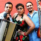 NPR: La Santa Cecilia, Singer Marisol Hernandez (center) takes listeners from her grandfather's burro cart to La Santa Cecilia's Latin Grammy Award, on Olvera Street in Los Angeles.