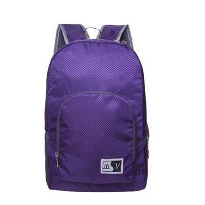 Men's Women's Ultralight Outdoor Backpack Foldable Waterproof Backpack Shoulder Bag
