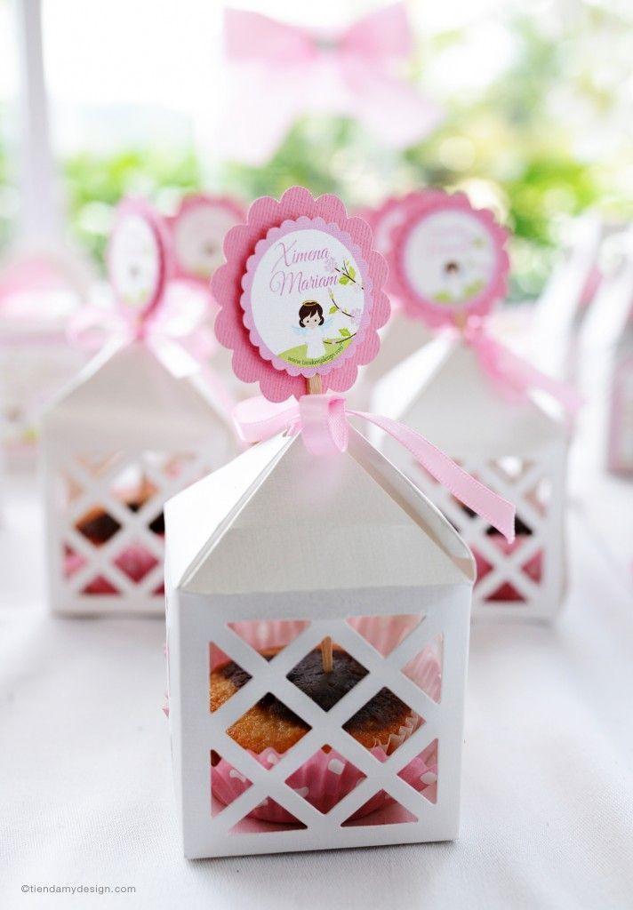 Danny Hils — Cajas personalizadas para cupcakes