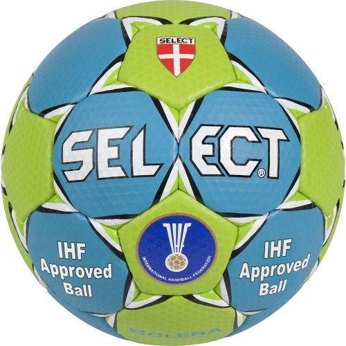 Ballon handball Select Solera 2014 - www.club-shop.fr équipementier sportif