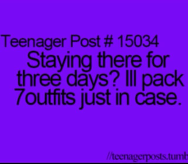 I used to do this but now I hardly own that many outfits