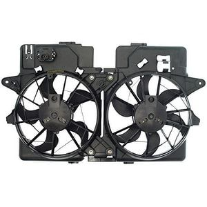 Dorman 620-132 Radiator Fan Assembly - Black