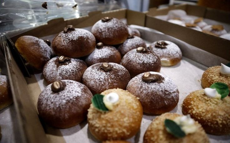 Miracle Doughnuts Emerge As Israel Celebrates Hanukkah