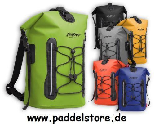 feelfree-Go-Pack-20-wasserdichter-Rucksack-Packtasche-Packsack-wandern-Kanu