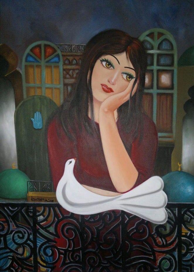 #Muhannad_AlHusseini #Arts