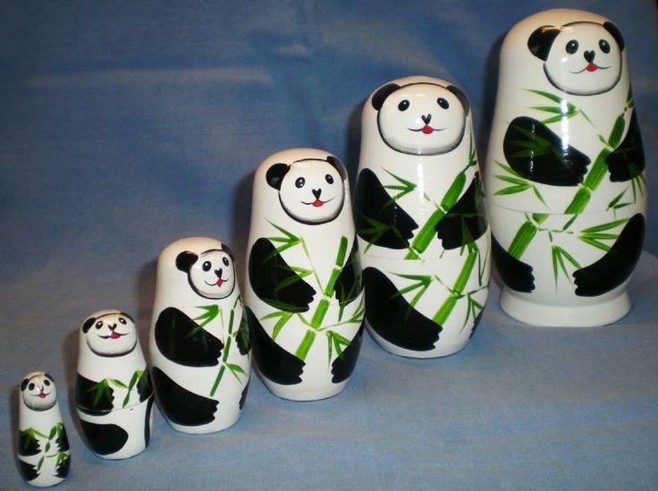 Babuschka, panda