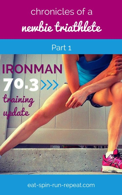 A 20-something-year-old female triathlete's tips, experiences, and lessons learned in training for her first half Ironman triathlon.