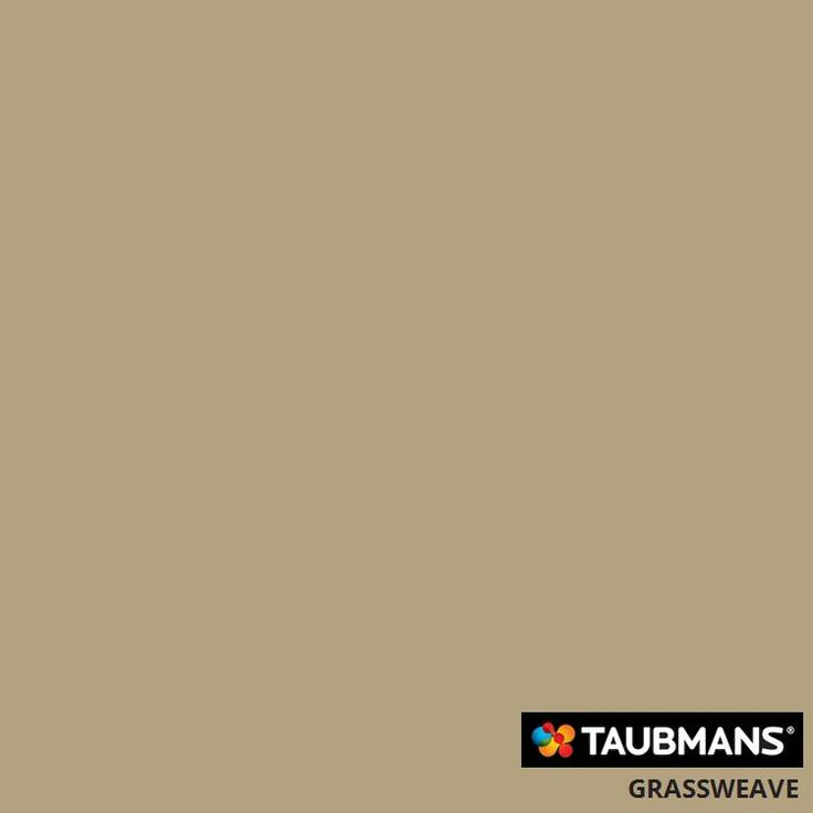 #Taubmanscolour #grassweave