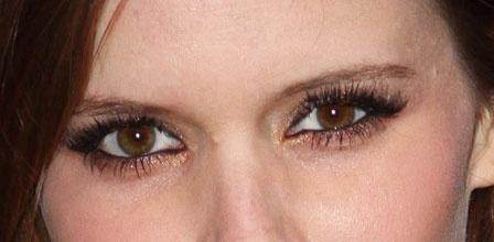 pretty eye makeup beauty-style