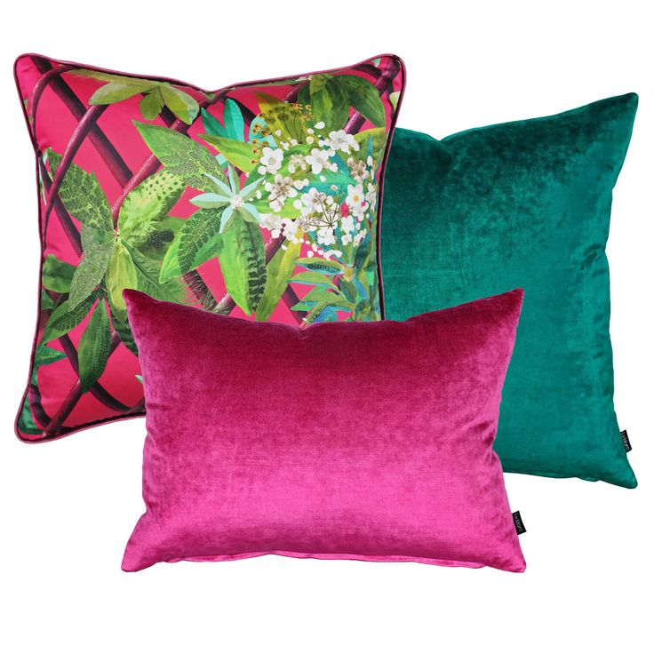 Sumptuous velvet, fabric that moves and changes with the light of the day.  Rich and outstanding this cushion can stand alone or be used to compliment  a colour scheme.      * Size: 55cm x 40cm     * Insert: 100% premium feather     * Hidden zipper     * Front: velvet     * Back: velvet Free returns for 7 daysFree shipping on all orders
