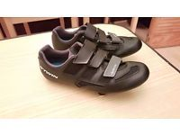 B'TWIN ROAD CYCLING SHOES