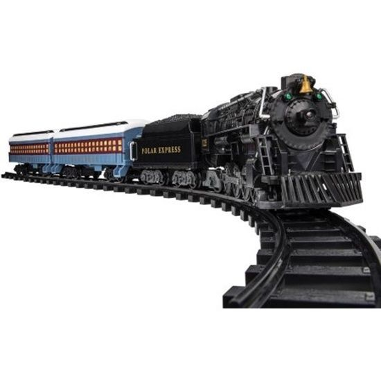 Polar Express Train Set From Lionel Ready to Play Showcase Magic of Christmas  #Lionel
