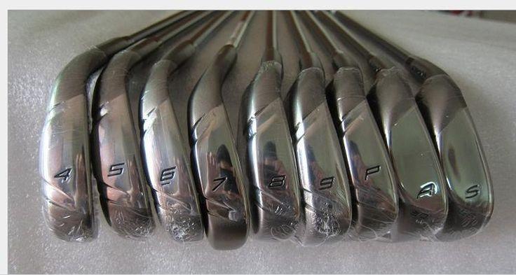 Купить товар9 шт. левая рука новое гольф комплект железа гольф клубы 4 9PAS ( 9 шт. ) стальной вал обычный или жесткая гибкий трубопровод вала бесплатная доставка в категории Клюшки для гольфана AliExpress.