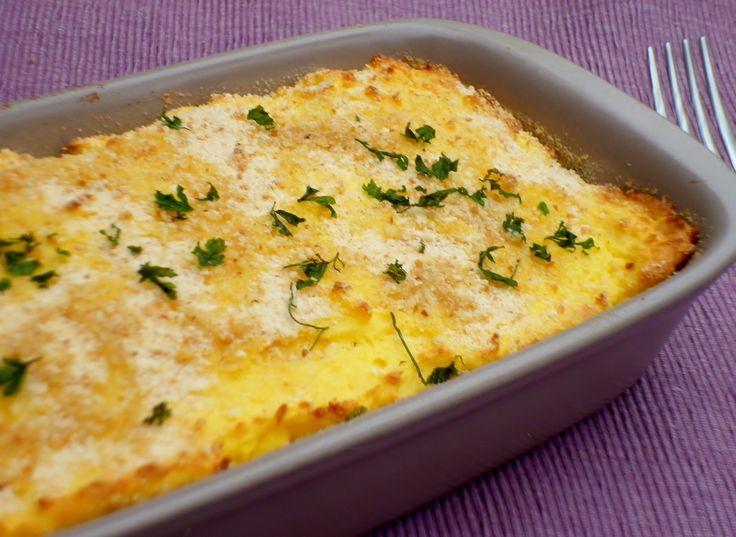 Ricetta per preparare un gustoso tortino di patate e funghi, un gustoso secondo piatto vegetariano semplicissimo da realizzare