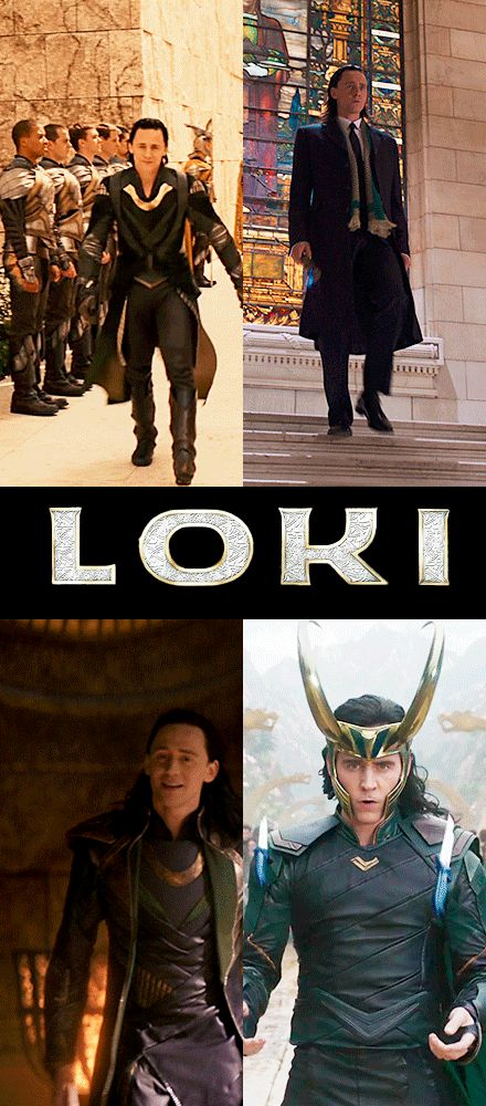 TOMpocalypse 2017: Loki is coming...Him and his grand entrances...kills me every time