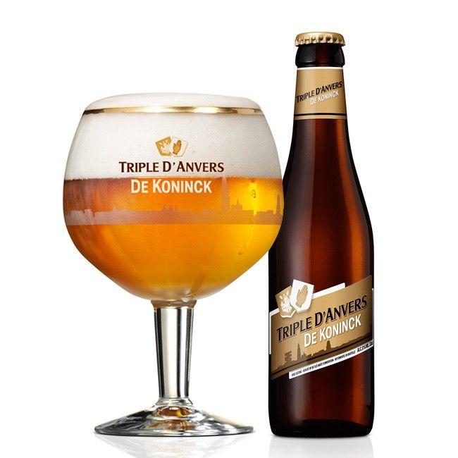 De Triple d'Anvers is de ode van de brouwer aan de stad van herkomst, Antwerpen. Volmondig, zoals een echte tripel, en tegelijk zeer doordrinkbaar. De Triple d'Anvers is een bier van hoge gisting met een blonde tot zeer lichte amberkleur. Zijn absolute pluspunten? Het fruitige aroma en het subtiele samenspel tussen bleke- en karamelmouten. Lichtzoete start met een mooie balans tussen hopbitter, fruitigheid en een fris, sprankelend karakter door hergisting. Alcoholgehalte: 8% Vol.
