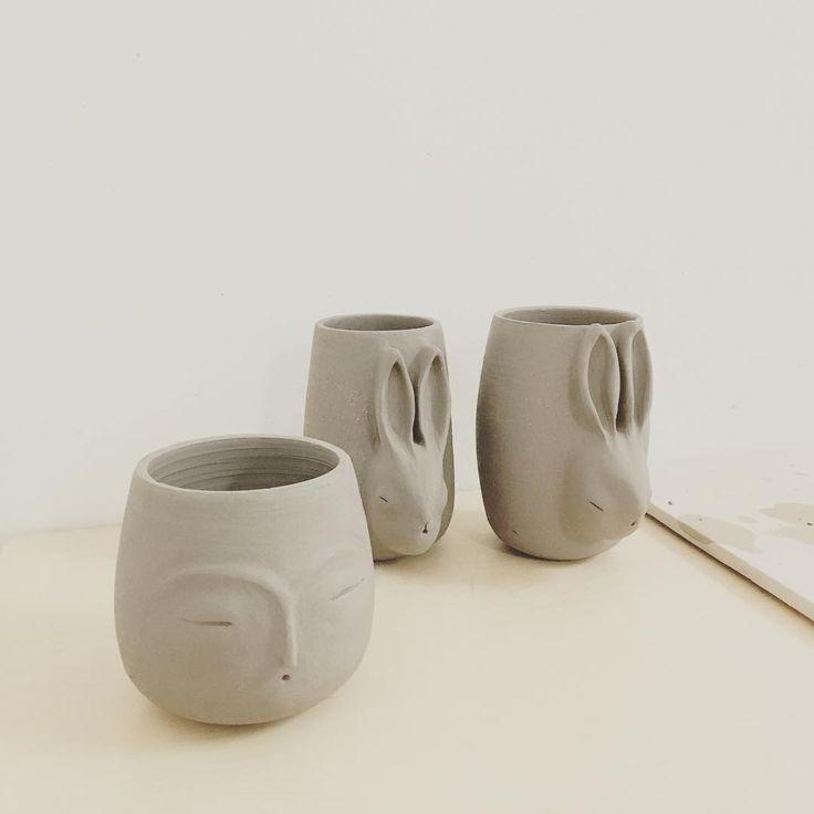 """149 Likes, 14 Comments - Ev Alarcon (@ev_alarcon) on Instagram: """"Han notado lo hermosa que es la palabra """"Preludio"""". #pottery #clay #ceramic #ceramica #stoneware…"""""""