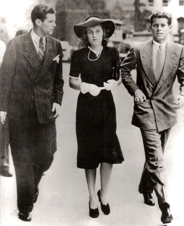 On the eve of World War II - In London, September 1st, 1939. With the attack by Hitler's armies on Poland that morning, the three most promising Kennedys - Joe Junior, Kathleen and Jack - hurry to attend a special sitting of the British House of Commons.