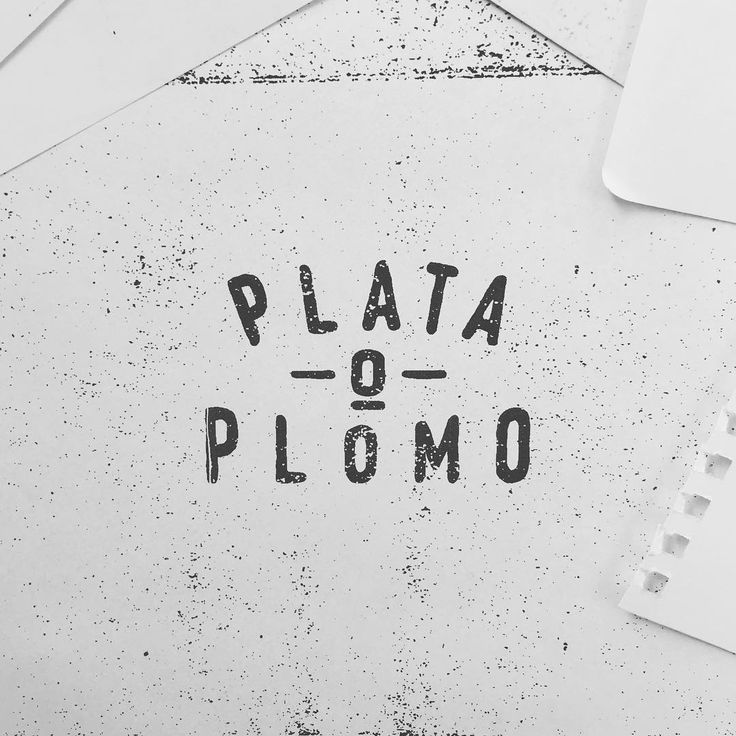 Narcos  PLATAO PLOMO