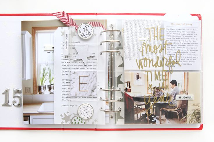 December Daily® 2015 | Day Seven