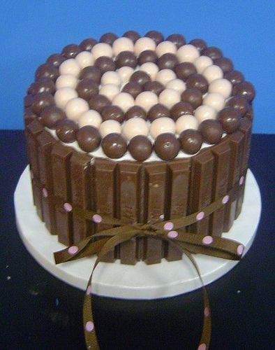 Grandma's 80th Birthday Cake- #2 by It's All About the Cake, via Flickr