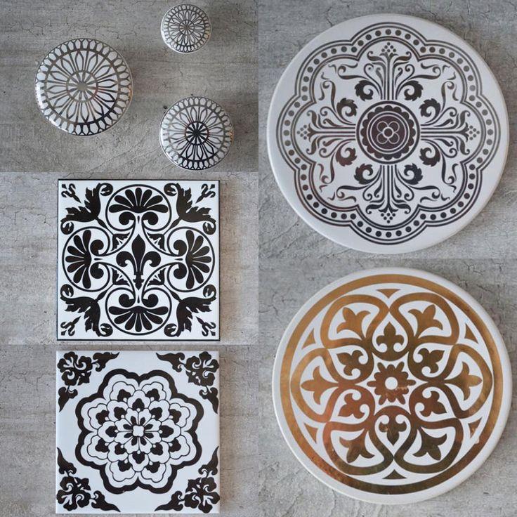 """""""Nydelige fliser og knotter i keramikk ligger under forhåndsbestilling❤️ kommer inn om ca 2 uker."""""""