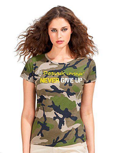 Tintas Manga Algodón Pasvuklifestyle Corta Ecológicas Camiseta Mujer n0Pk8wO