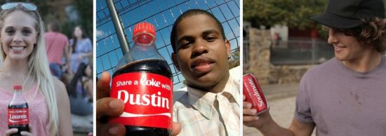 Coca-Cola Uses Your Name in 'Share a Coke' Campaign to Get You to Drink More Soda
