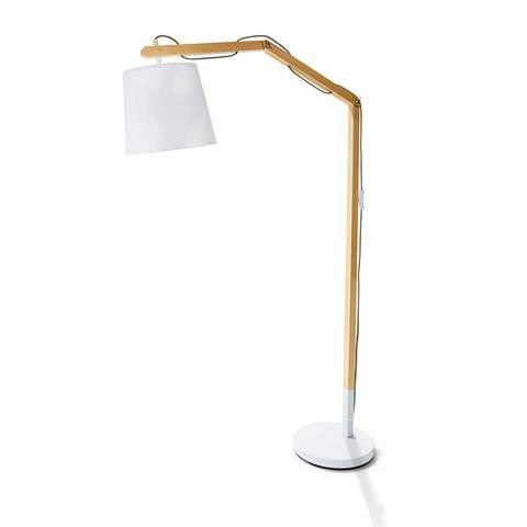 Wooden Floor Lamp | Kmart