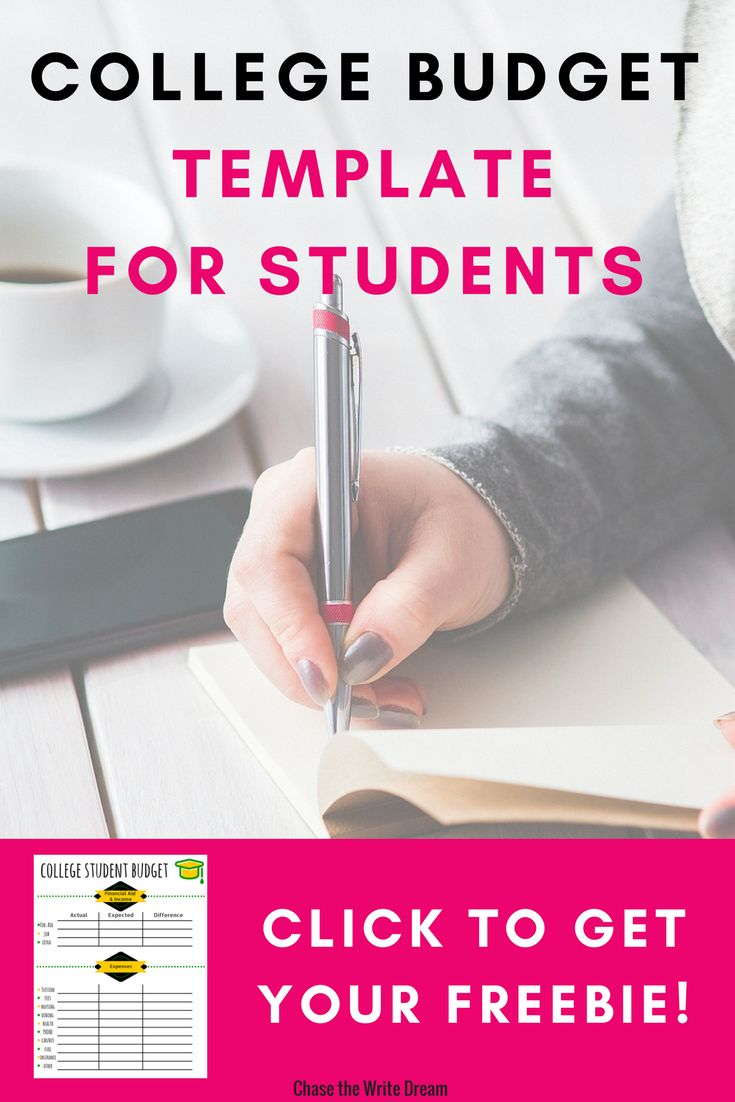Manage your finances and create a budget as a college student. Track expenses, financial aid, and income with these free worksheets. Click to get your freebies! #FinanceWorksheets