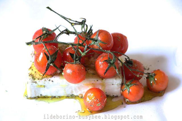 (ildeborino) Busy Bee: Sorprese - Feta al Cartoccio or Feta Cheese Parcel...