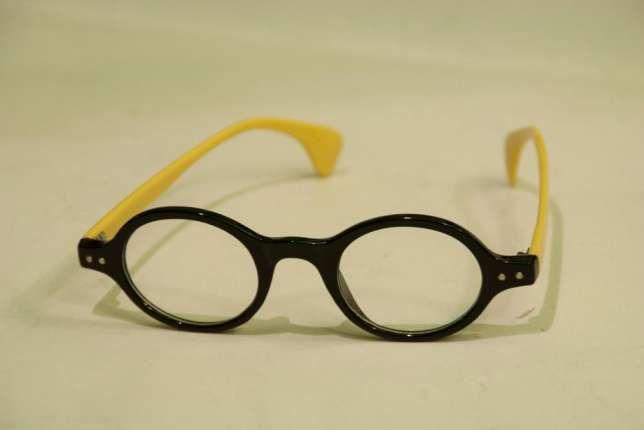 Rame ochelari retro/ vintage / nerd / tocilar - lentile fara dioptrii Bucuresti - imagine 1