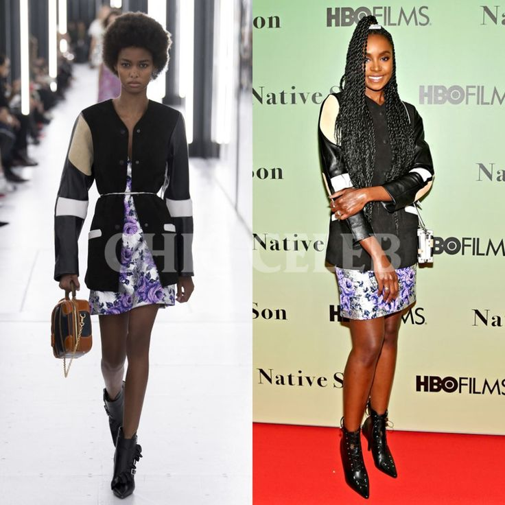 Chic Celeb On Instagram Who Kiki Layne Where Hbo S Native Son Screening At Guggenheim Museum In New York City New York Museums Guggenheim Museum Celebs