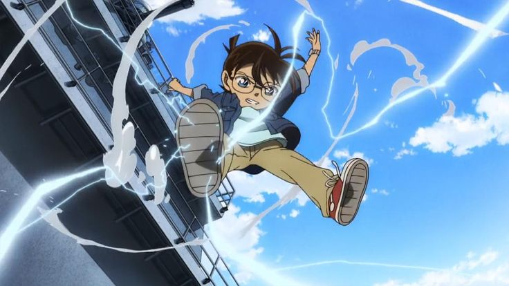 Image result for detective conan movie 18