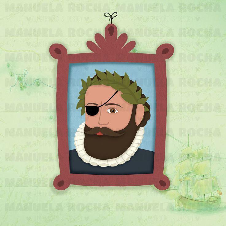 Resultado de imagem para ilustrações de portugal