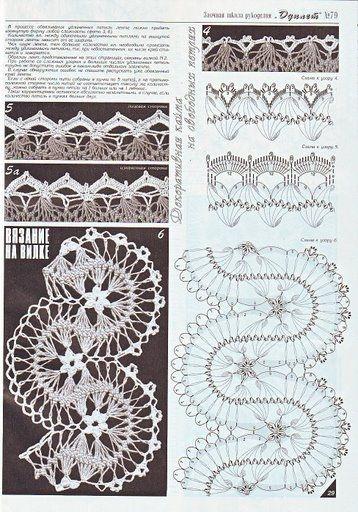 Croche de Grampo - Maria de Lourdes - Álbuns Web Picasa