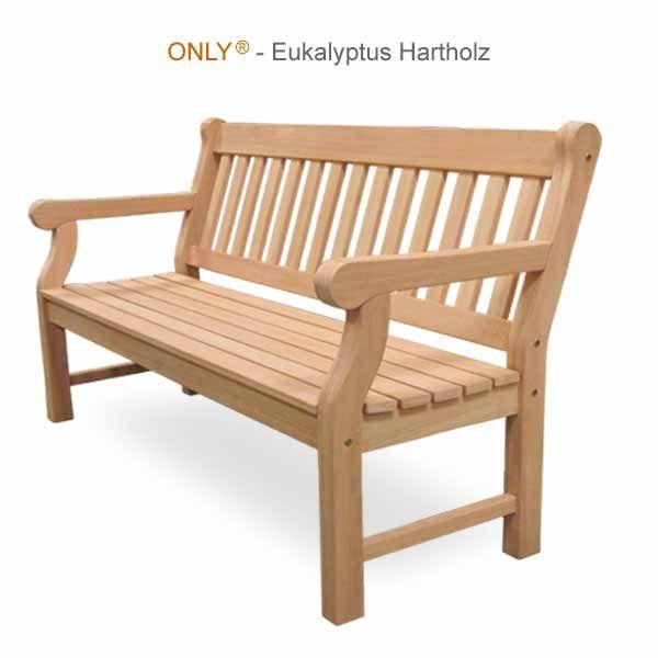 Englische Gartenbank Hyde Park Die Extra Massive Holzbank Im