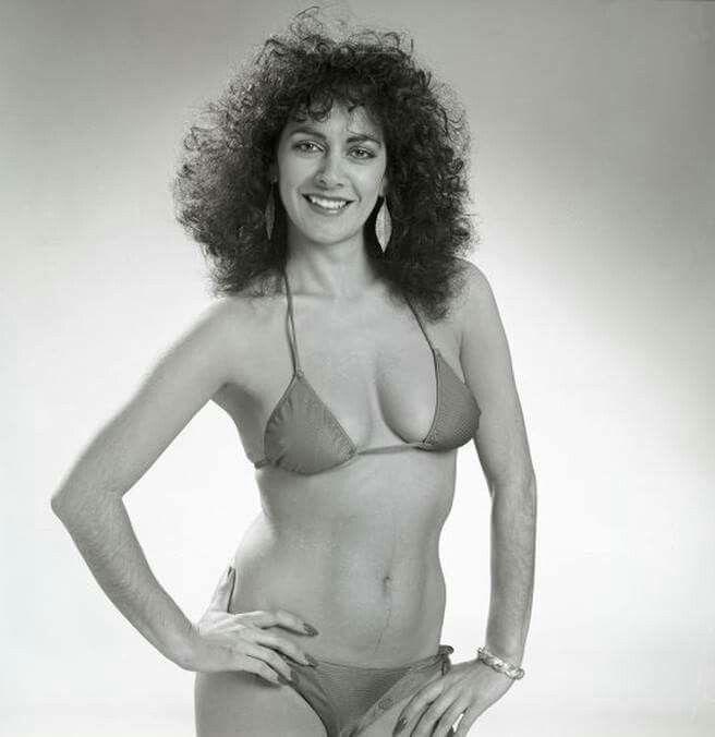 Marina Sirtis (Dianna Troi)