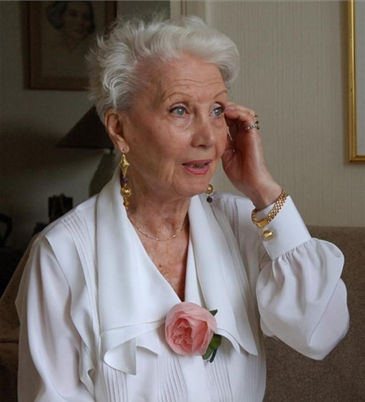 Lucienne Legrand (age 92) actress/model, Nord, France.  Wow, 92 - she's amazing…