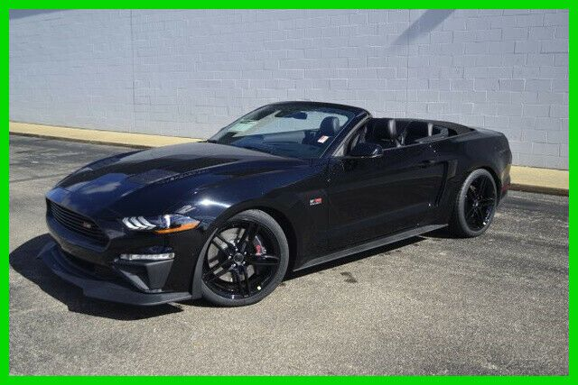 2019 Ford Mustang Gt Premium Roush 2019 Roush Stage 3 Premium