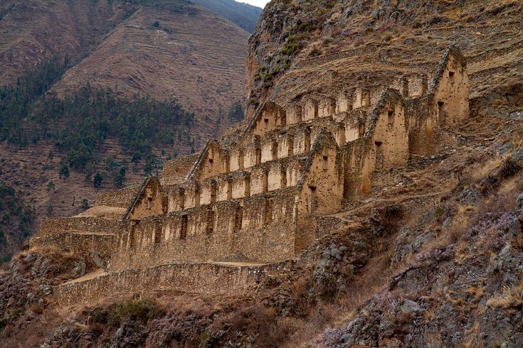 Cusco Perú - Ollantaytambo