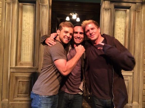 Bates Motel: Max Thieriot, Nestor Carbonell, Kenny Johnson