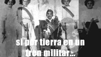 cancion de la adelita - YouTube