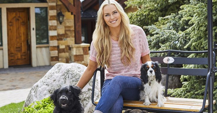 Curious what Lindsey Vonn's house looks like? Here's a sneak peek!